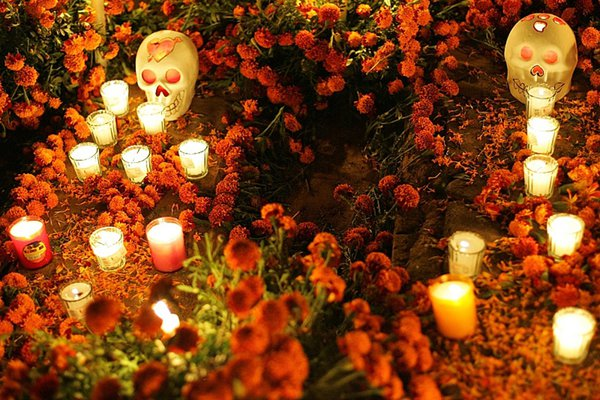 Day of the Death, Mexico
