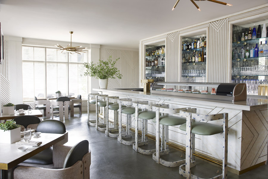 Nest Cafe and Lounge at Viceroy Snowmass