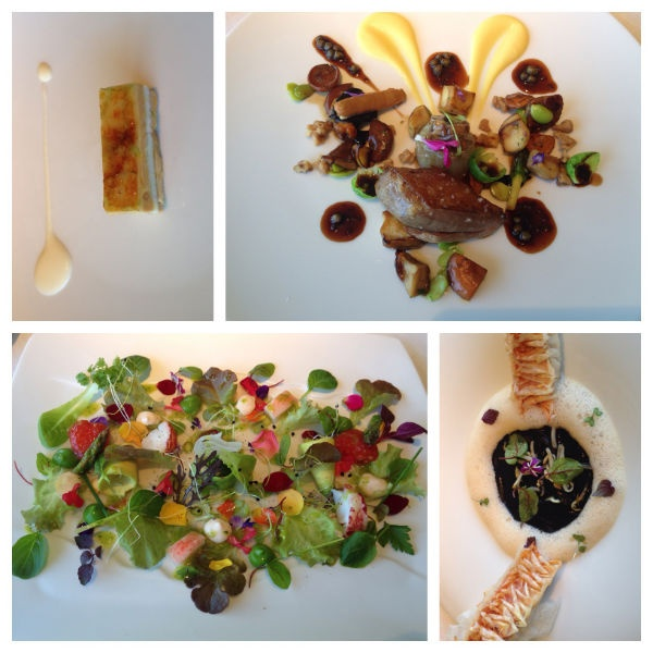 Martin Berasategui Tasting Menu