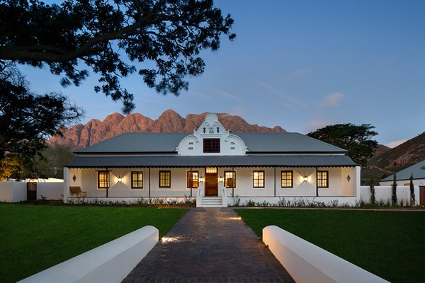 Bosjes Wine Estate, South Africa