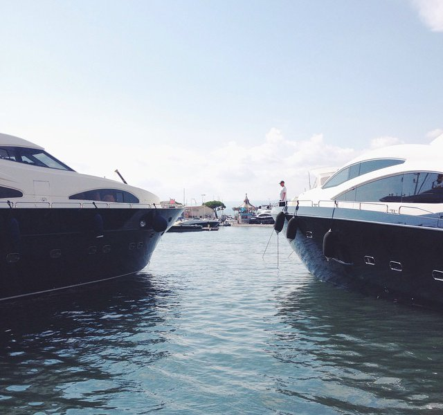Yachts Face-off