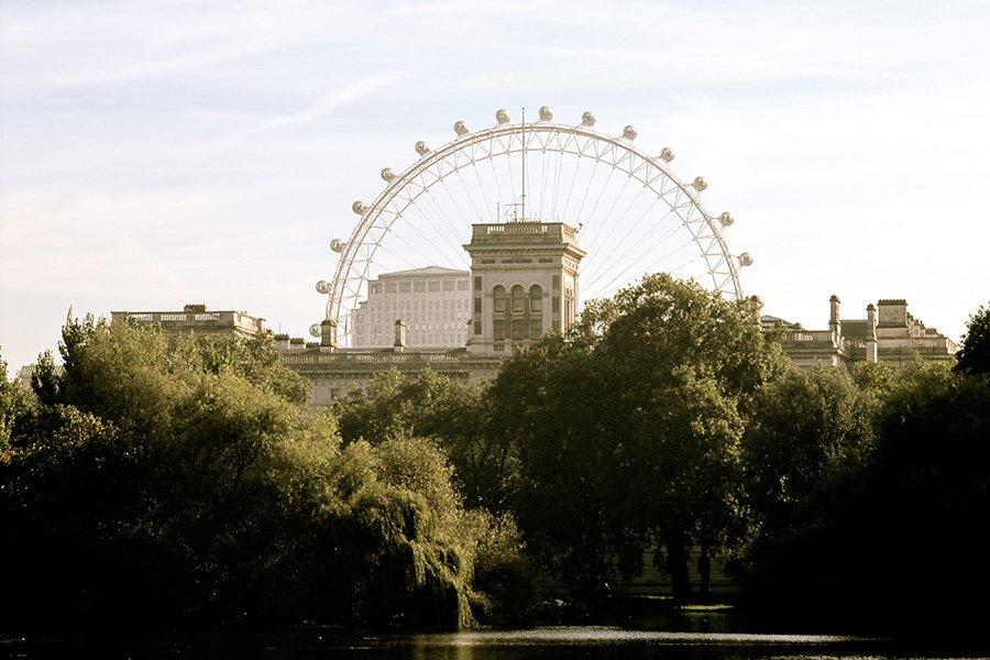 Exploring London's Literary Side