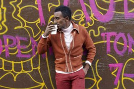 Author and chef Marcus Samuelsson.