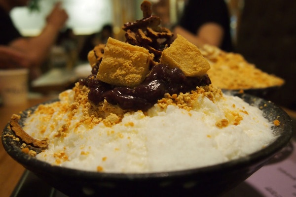 Sulbing dessert
