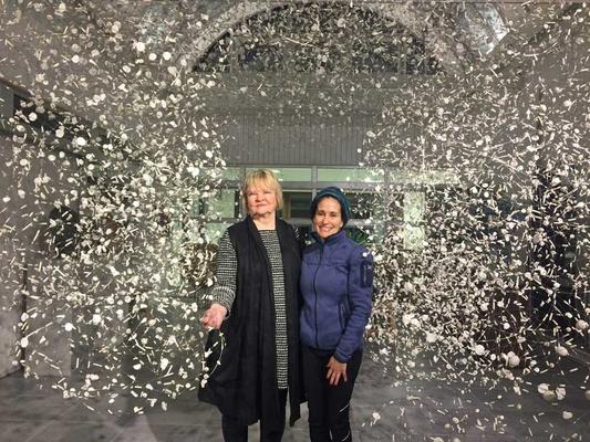 Susan and Anu Pentik