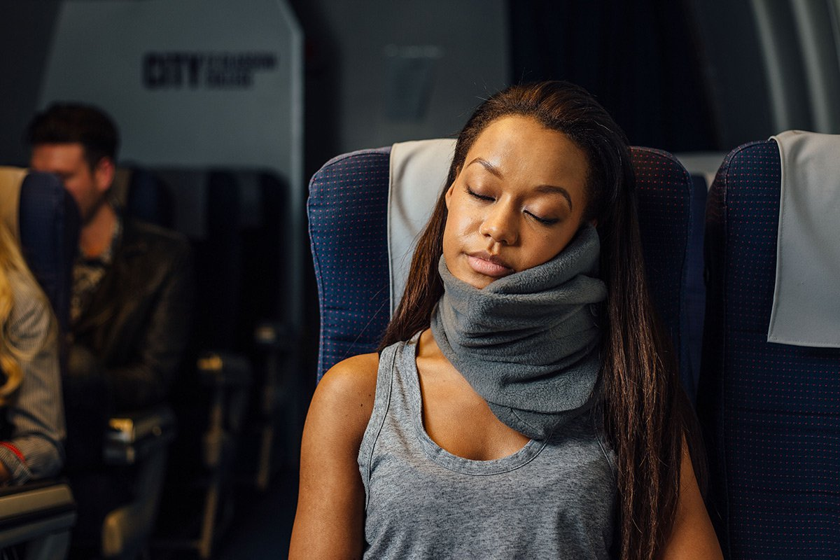 The Absolute Best Travel Pillow For Airplanes Fathom