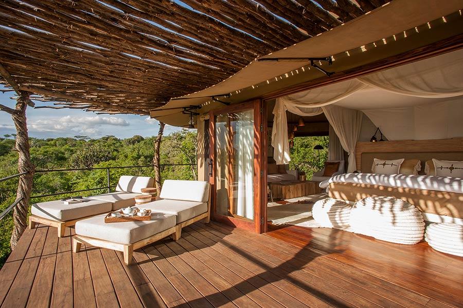 Mwiba Lodge, Tanzania