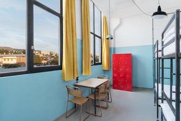 Fabrika Hostel, Tbilisi