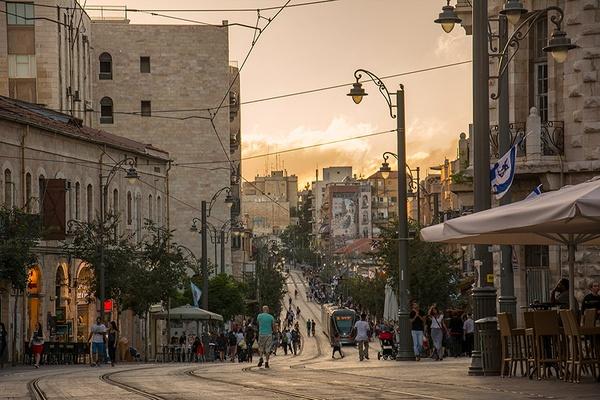Jaffa Road, Tel Aviv