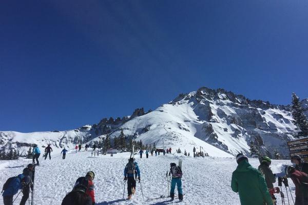 Palmyra Peak