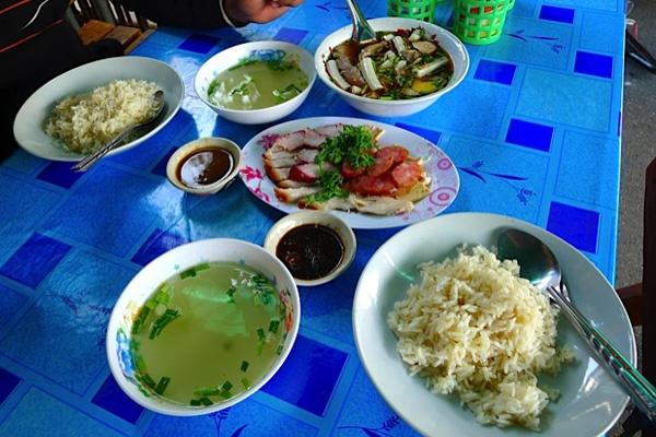 market lunch