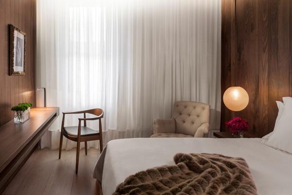 London Edition Bedroom