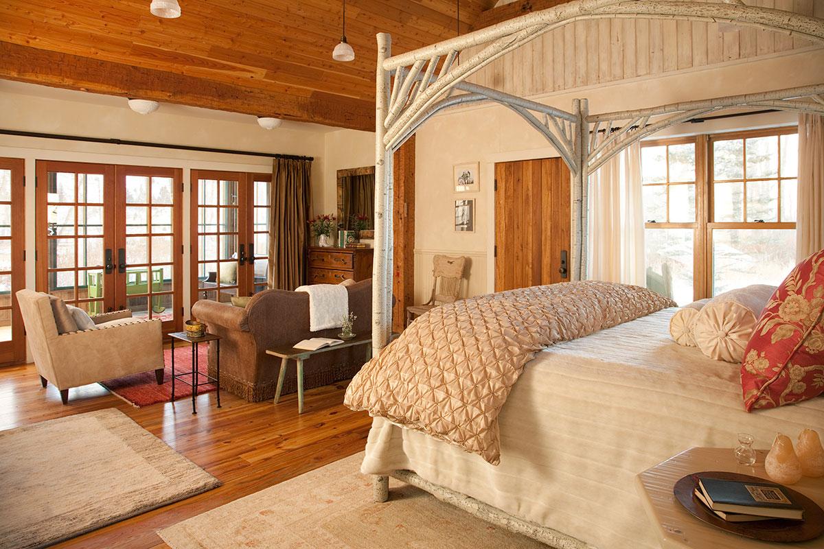 Bluebird Cottage Interior