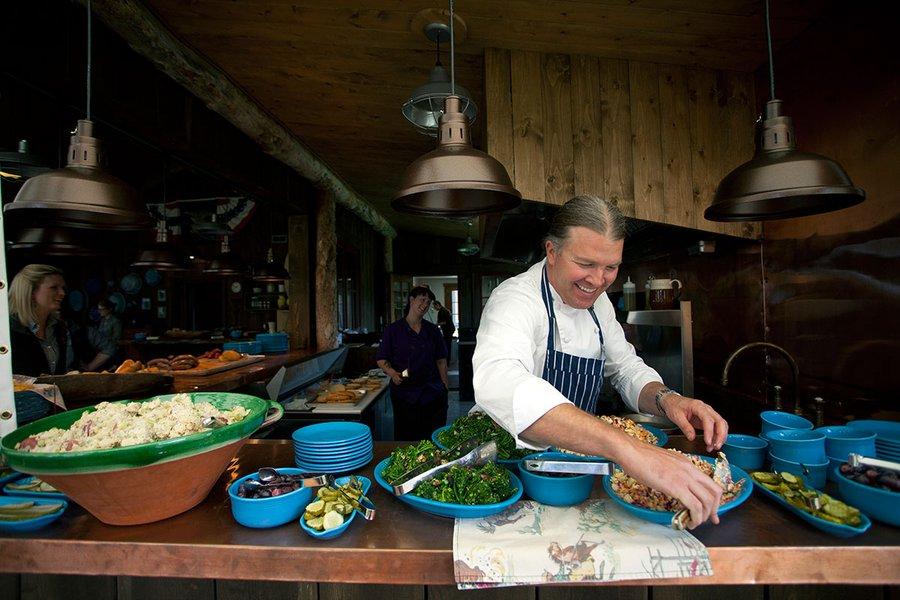 Chef Josh Drage