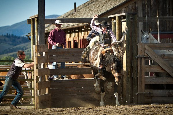 Rodeo at The Ranch at Rock Creek
