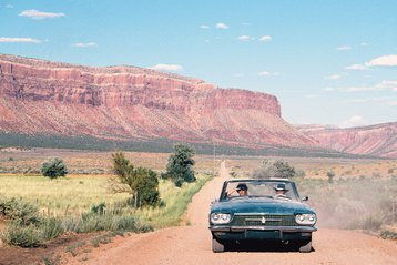 Thelma and Louise film.
