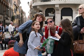 Tikidoo, a kid-friendly walking tour in Rome.