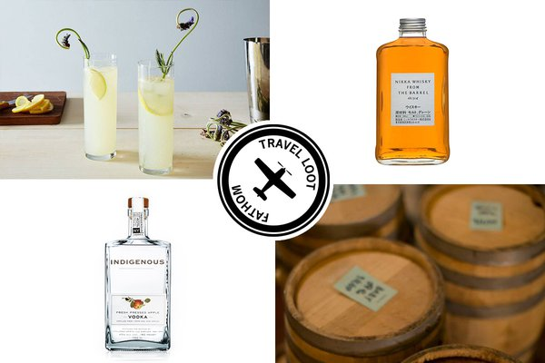 international spirits for your home bar