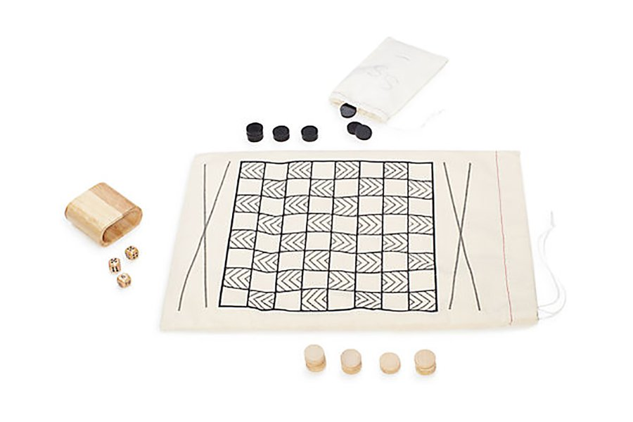 Jack Spade Double-Sided Game