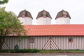 Normandy Farm Hotel in Blue Bell, Pennsylvania.