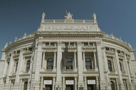The Burgtheater of Vienna