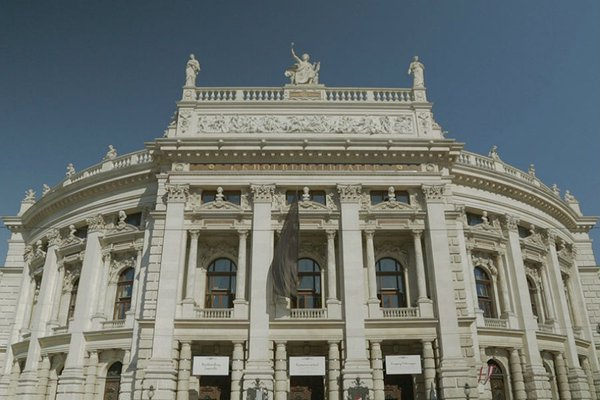 The Burgtheater of Vienna