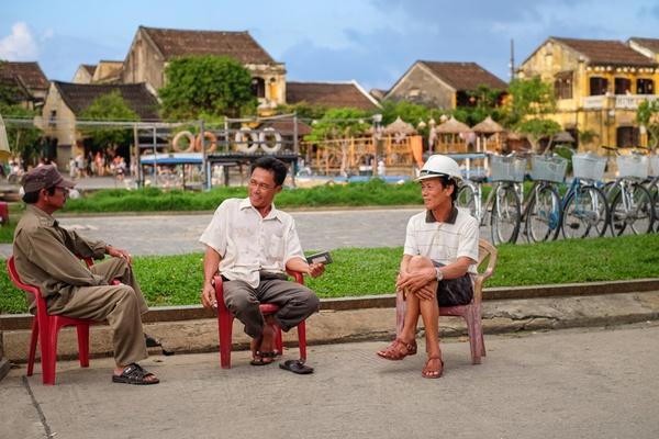 Chats, Hoi An, Vietnam