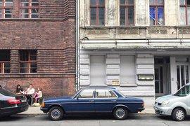 Vintage car in Germany.