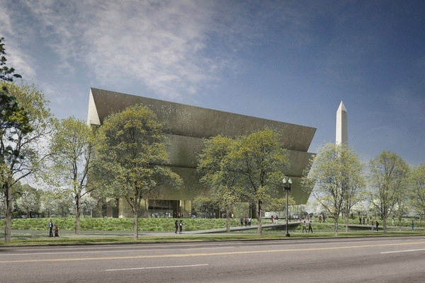 National Museum of African American History and Culture, Washington DC