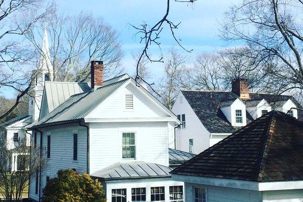 Washington Town Green, Connecticut