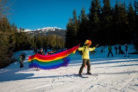 Whistler Pride and Ski Festival