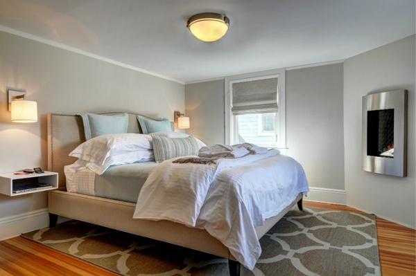 White Fences Inn bedroom