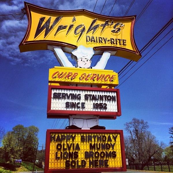 Wright's Dairy Rite
