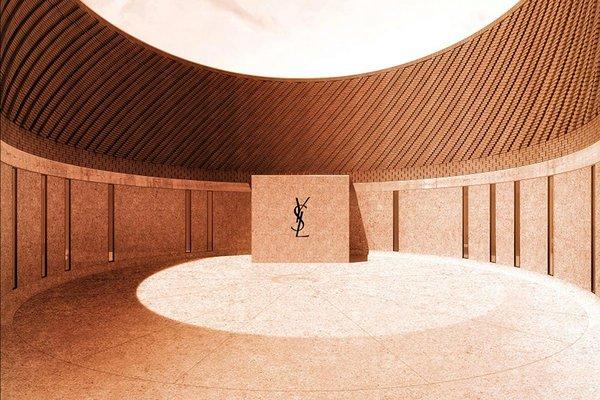 Musée Yves Saint Laurent.