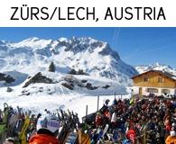 Zurs Lech Austria