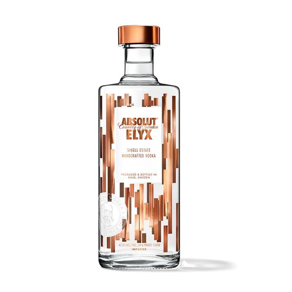 Absolute Elyx Vodka