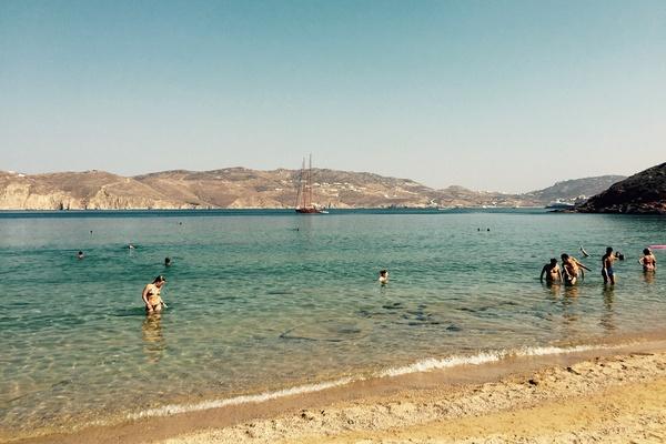 Agois Sostis Beach