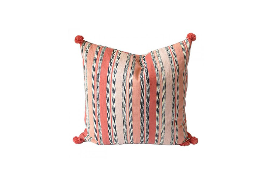 Tessa Woven Ikat Pillow