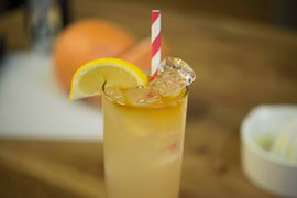 Grapefruit Collins