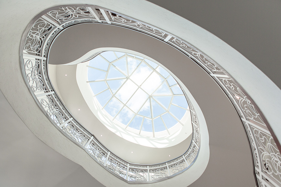 Ame spa stairs