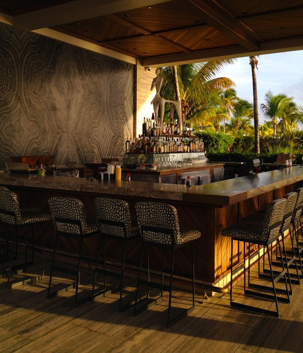 Viceroy Anguilla Sunset Lounge