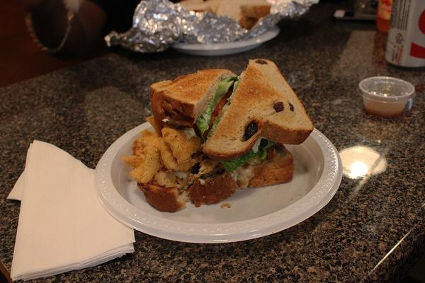 Art Mels Fish Sandwich