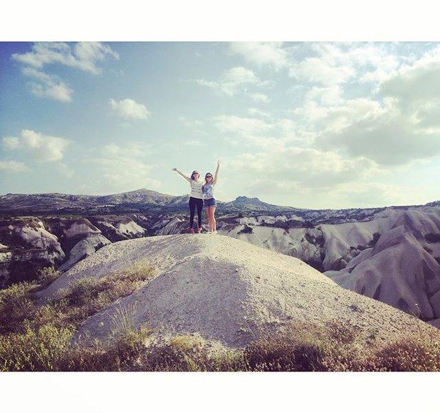 An Adventure-Seeking Pal
