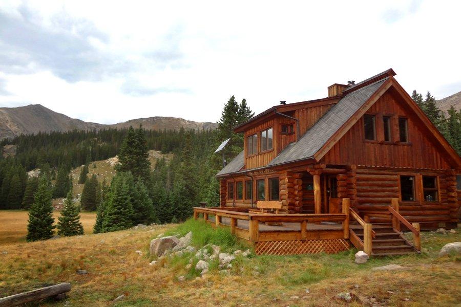 into the wild aspen s mountain huts fathom