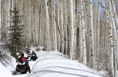 T-Lazy-7 Snowmobile Tours