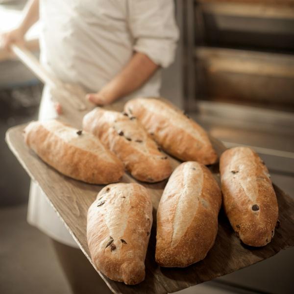 August First, Burlington bread