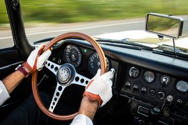 Autodromo Stringback Driving Gloves