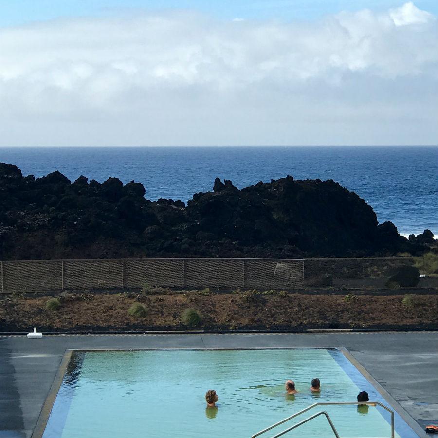 Azores Termas Pool