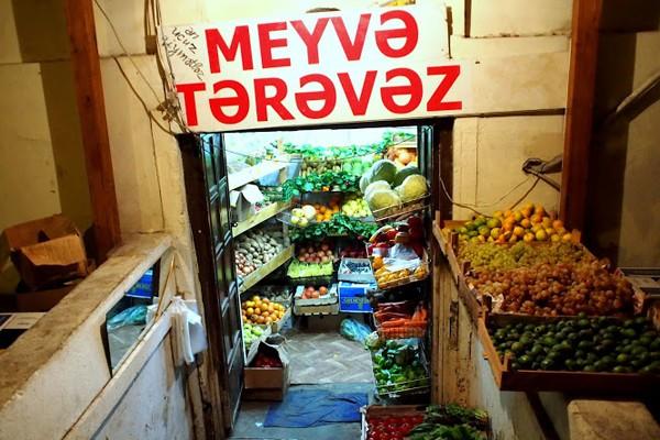 Baku Market