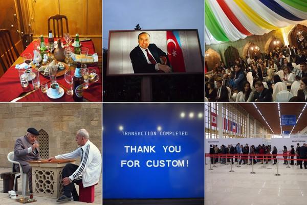 Scenes from Baku